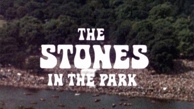 The Stones in the park - Gianni Pirozzi Des cailloux dans l'objectif