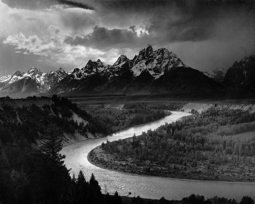 Terres d'Amérique, Francis Geffard