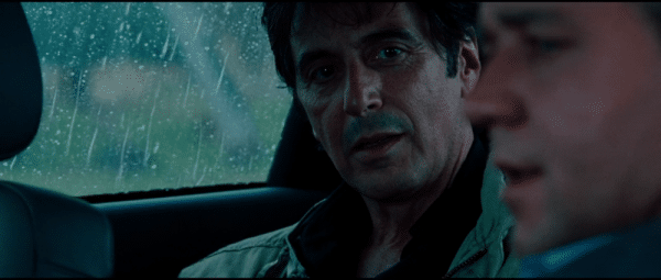 Russell Crowe - Al Pacino - The Insider