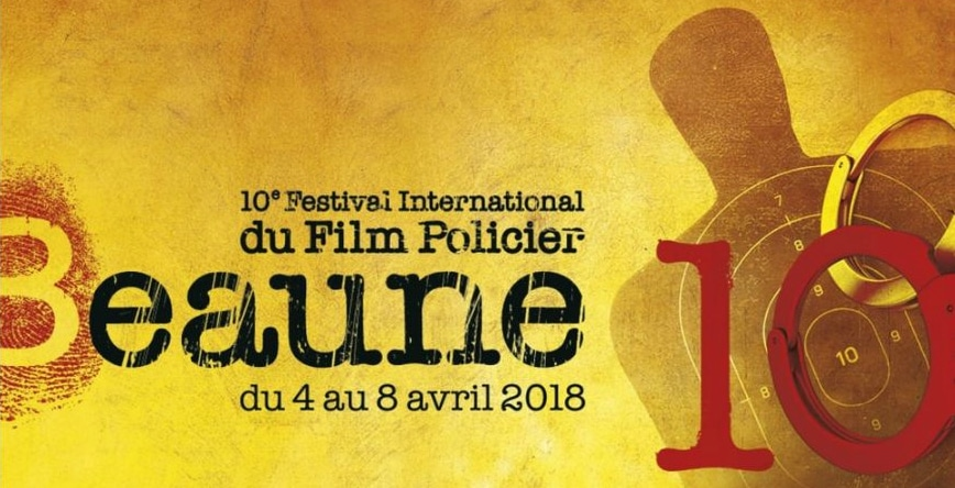 Festival International du Film Policier Beaune 2018