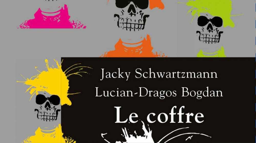 Le Coffre - Jacky Schwartzmann - Lucian Dragos Bogdan