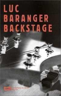 Backstage - Luc Baranger- Baleine - Milieu Hostile
