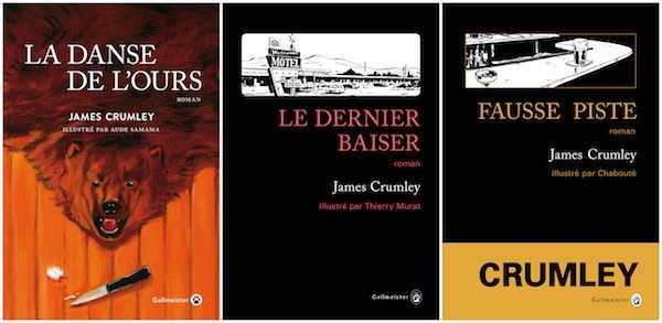 Le Canard siffleur mexicain - James Crumley - Gallmeister - La Danse de l'ours - Le Dernier Baiser - Fausse piste - Milieu Hostile