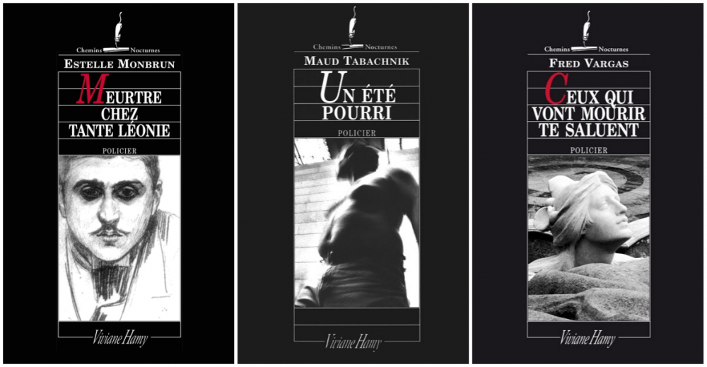 Chemins nocturnes - Viviane Hamy - Estelle Monbrun - Maud Tabachnik - Fred Vargas - Milieu Hostile