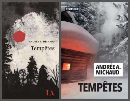 Andrée A. Michaud - Tempêtes - Rivière tremblante