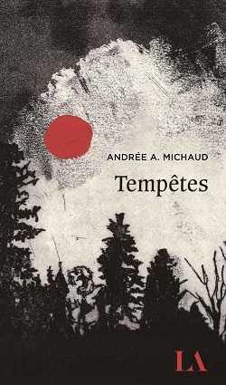Andrée A. Michaud - Tempêtes - Rivière tremblante - Québec Amérique - Milieu Hostile