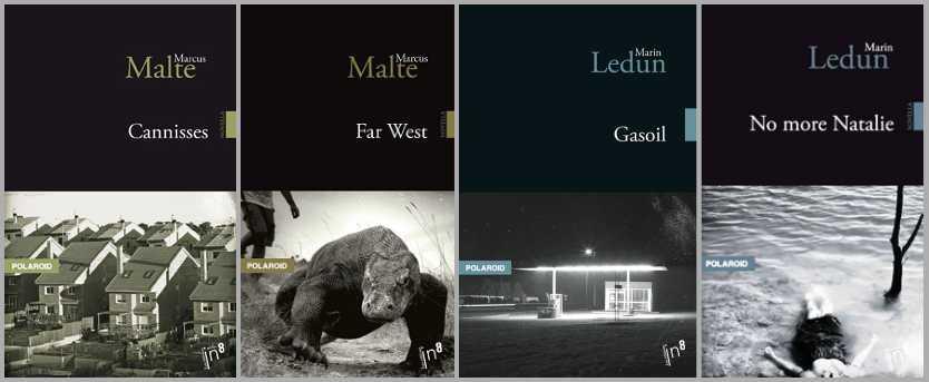 Marcus Malte - Marin Ledun - in8 - nouvelles