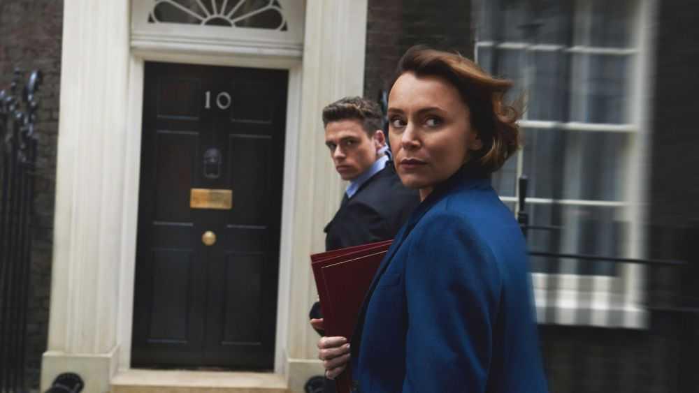 Bodyguard - Richard Madden - Keeley Hawes - BBC - Jed Mercurio - Milieu Hostile