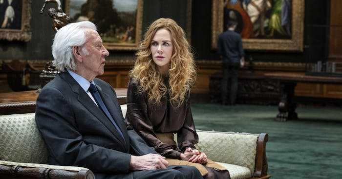 The Undoing- Nicole Kidman - Hugh Grant - Donald Sutherland - David E. Kelley - HBO - Susanne Bier - Milieu Hostile