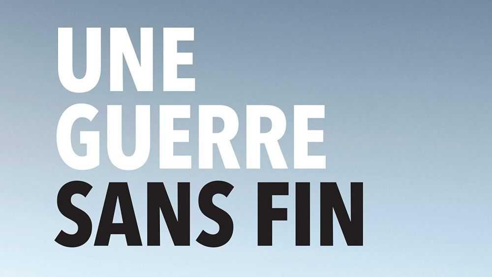 Jean-Pierre Perrin - Une guerre sans fin - Rivages - Milieu Hostile