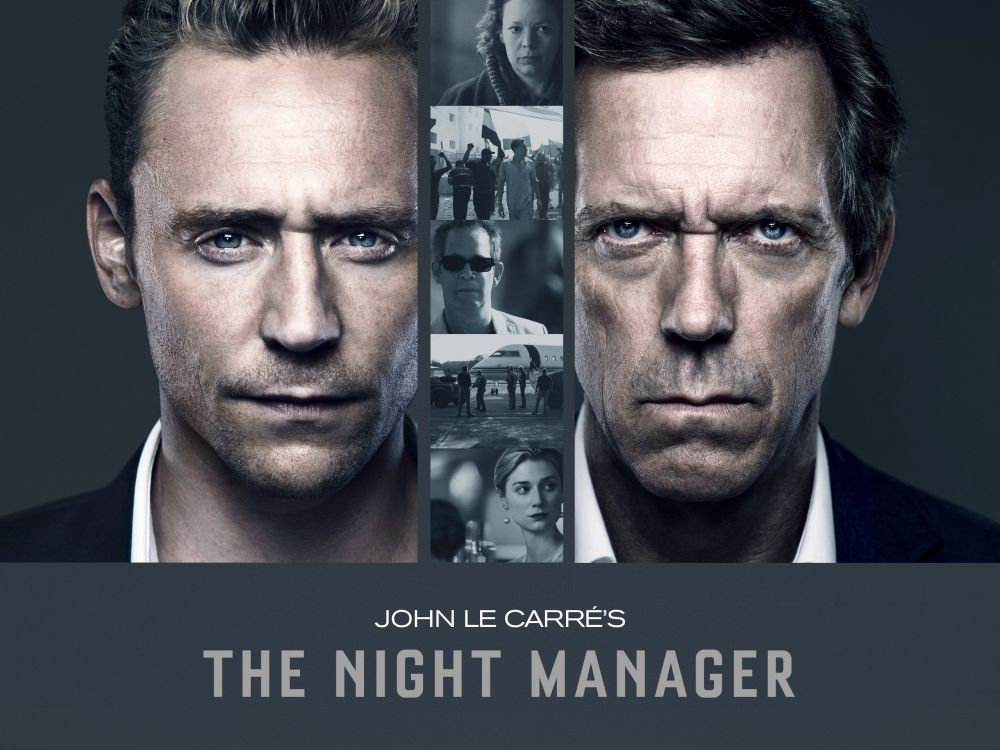 The Night manager - Susanne Bier - John le Carré - Tom Hiddleston - Hugh Laurie - BBC - Milieu Hostile