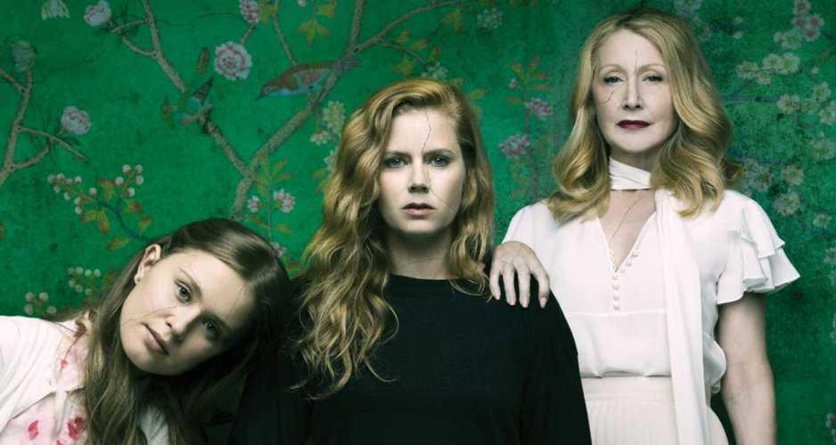 Sharp Objects - Gillian Flynn - Jean-Marc Vallée - HBO - Amy Adams