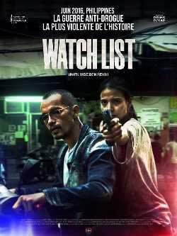Watch List - Ben Rekhi - Festival du film policier - Reims - Milieu Hostile